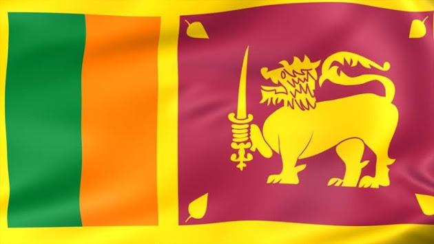 پرچم کشور سری لانکا