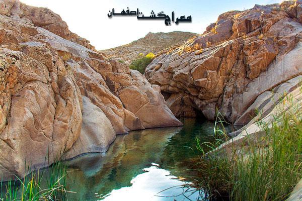 پارک طبیعی هفت حوض (دره هفت حوض)